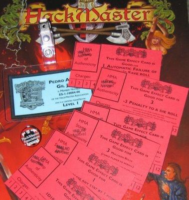 HackMaster Game Master Association