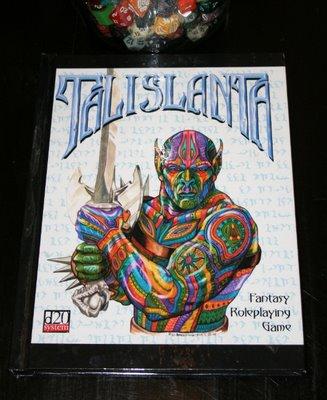 Talislanta D20
