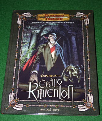Expedición al castillo de Ravenloft