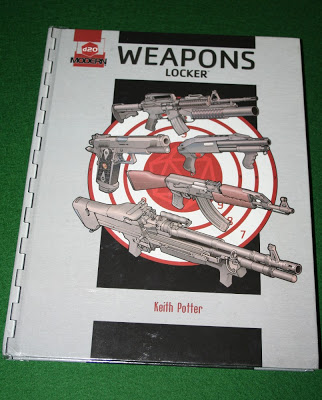 Weapons Locker para D20 Moderno