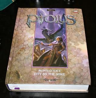 Review de Ptolus