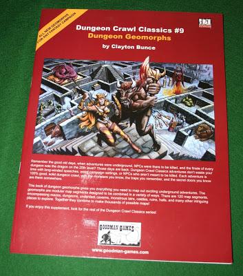 Dungeon Geomorphs