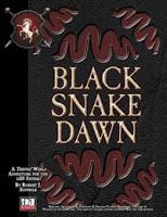 Black Snake Dawn