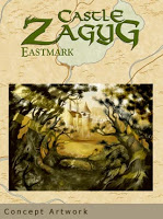 The East Mark Gazetteer