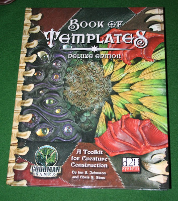 Book of Templates, Deluxe Edition.