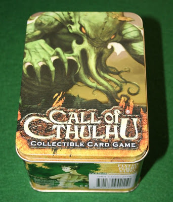 Una caja de lata de Cthulhu