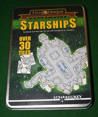 Future Tiles: Starships