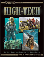 GURPS High-Tech 4ª Edición