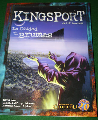 Kingsport, la ciudad de las brumas