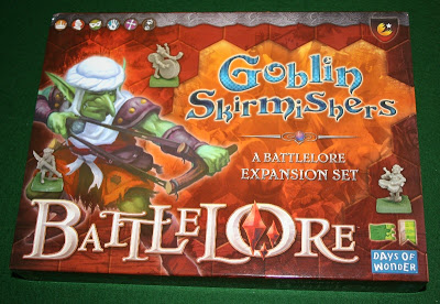 Battlelore Expansion Set: Goblin Skirmishers