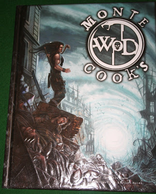 Monte Cook's World of Darkness review