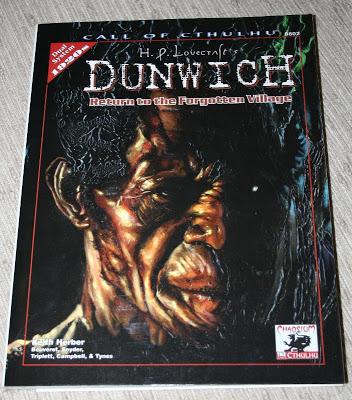 Dunwich: Return to the Forgotten Village