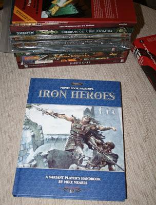 Iron Heroes