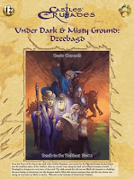 Under Dark and Misty Ground