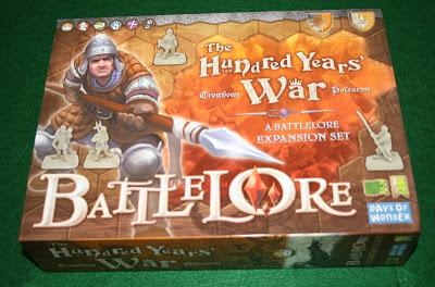 La Guerra de los Cien Años para Battlelore