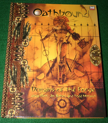 Oathbound: Domains of the Forge