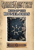 Rise of the Runelords Item Cards