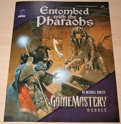 Entombed with the Pharaohs