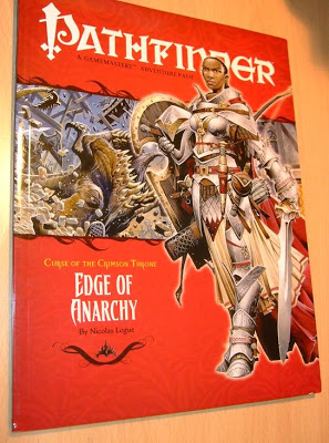 Pathfinder #7 Edge of Anarchy