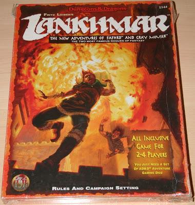 Lankhmar: Rules & Campaign Setting