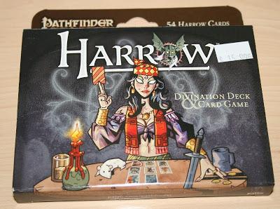 Harrow Deck para Pathfinder