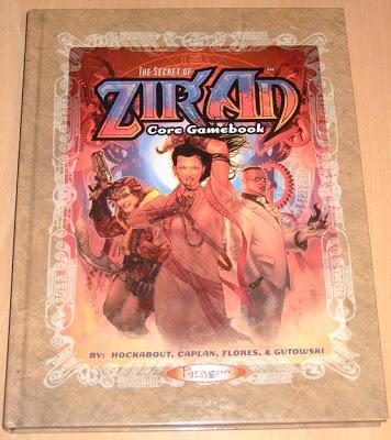 The Secret of Zir'an