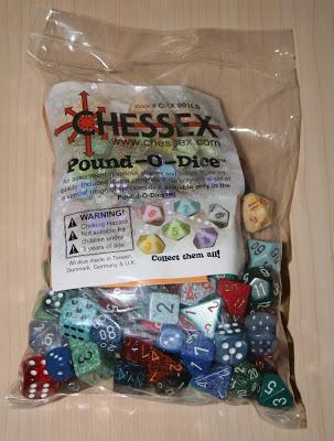 Pound-O-Dice de Chessex