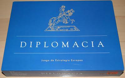 Diplomacy, edición Joc