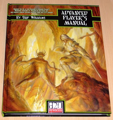 Advanced Player's Handbook