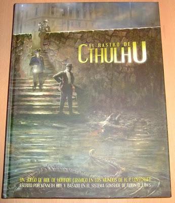 El Rastro de Cthulhu- parte 1