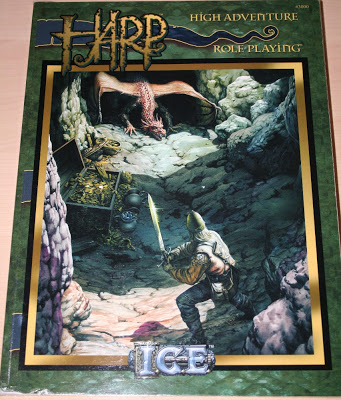 HARP: High Adventure Roleplaying