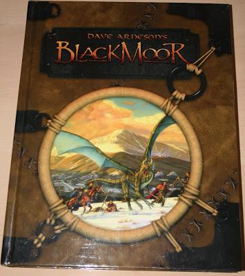 Blackmoor campaign setting