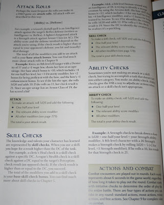 Manual del Jugador Dungeons & Dragons cuarta edición (segunda parte)