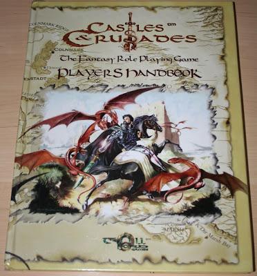 Manual básico de Castles & Crusades