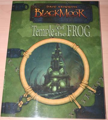 Foto reseña de Temple of the Frog