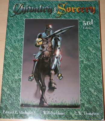 Chivalry & Sorcery, tercera edición