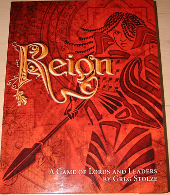 Reign: A Game of Lords and Leaders