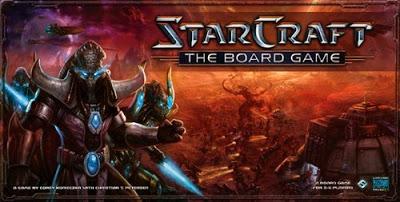 Starcraft y Road to Legend