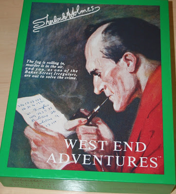 Sherlock Holmes Consulting Detective: West End Adventures