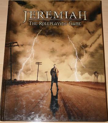 Jeremiah RPG