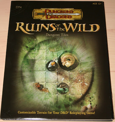 Dungeon Tiles: Ruins of the Wild