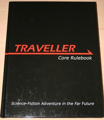 Traveller, edición de Mongoose