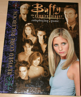 Buffy: The Vampire Slayer Role Playing Game