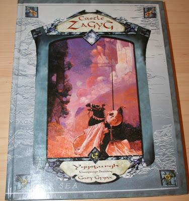 Castle Zagyg, Volume I: Yggsburgh