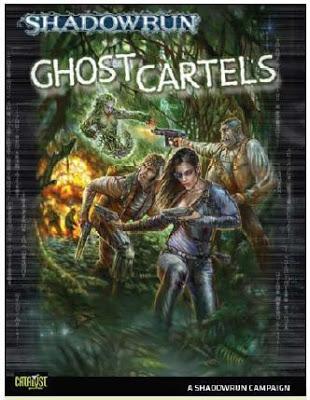 Shadowrun: Ghost Cartels