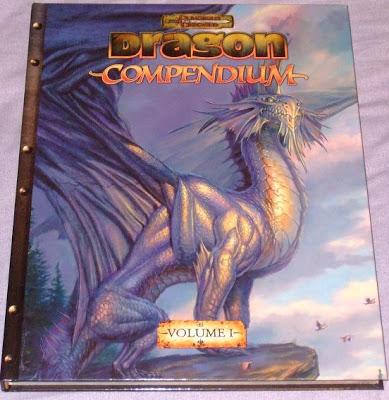 Dragon Compendium: Volumen I
