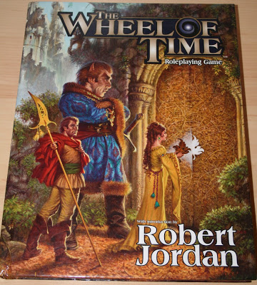 The Wheel of Time RPG