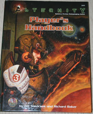 Alternity Player's Handbook