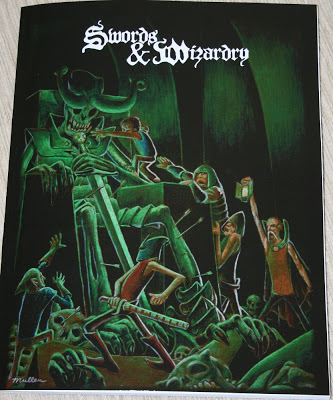Swords & Wizardry photo review
