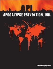 Apocalypse Prevention, Inc RPG